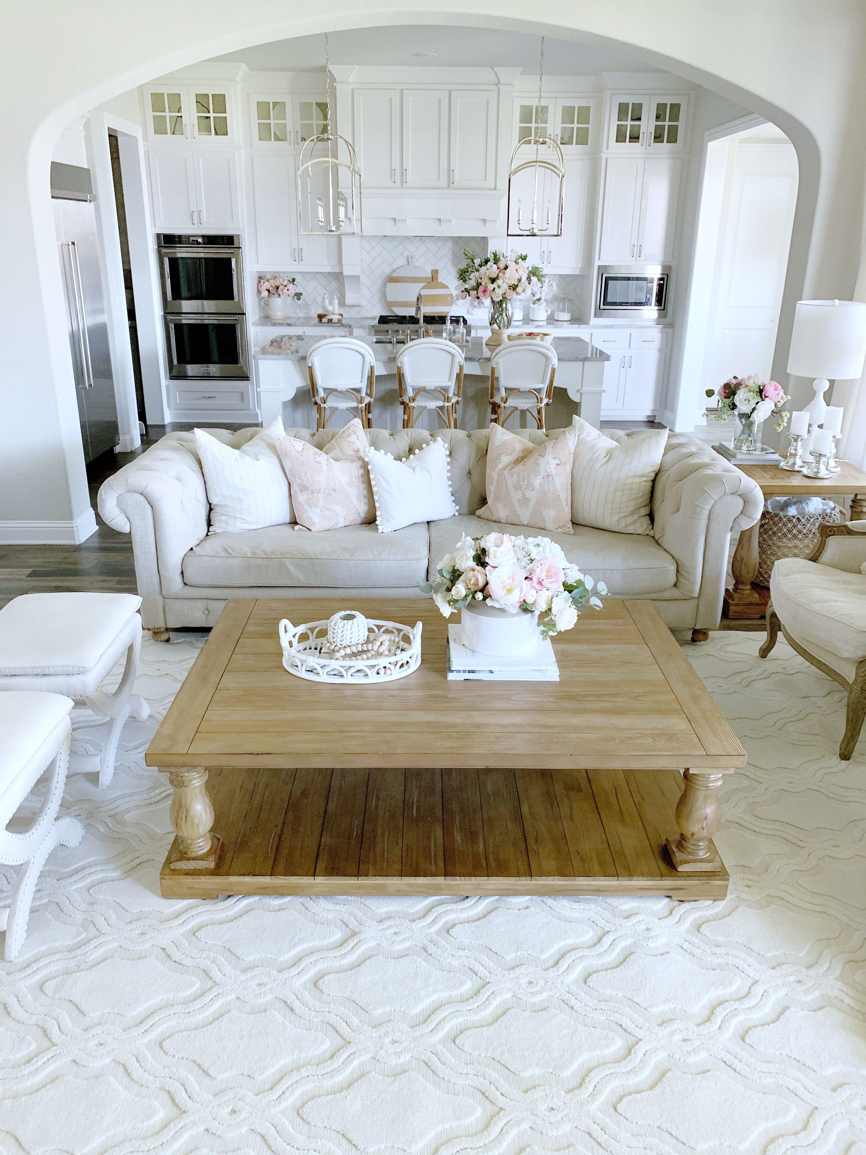 Cotton Blossom Home Living Room Home Decor House Inte