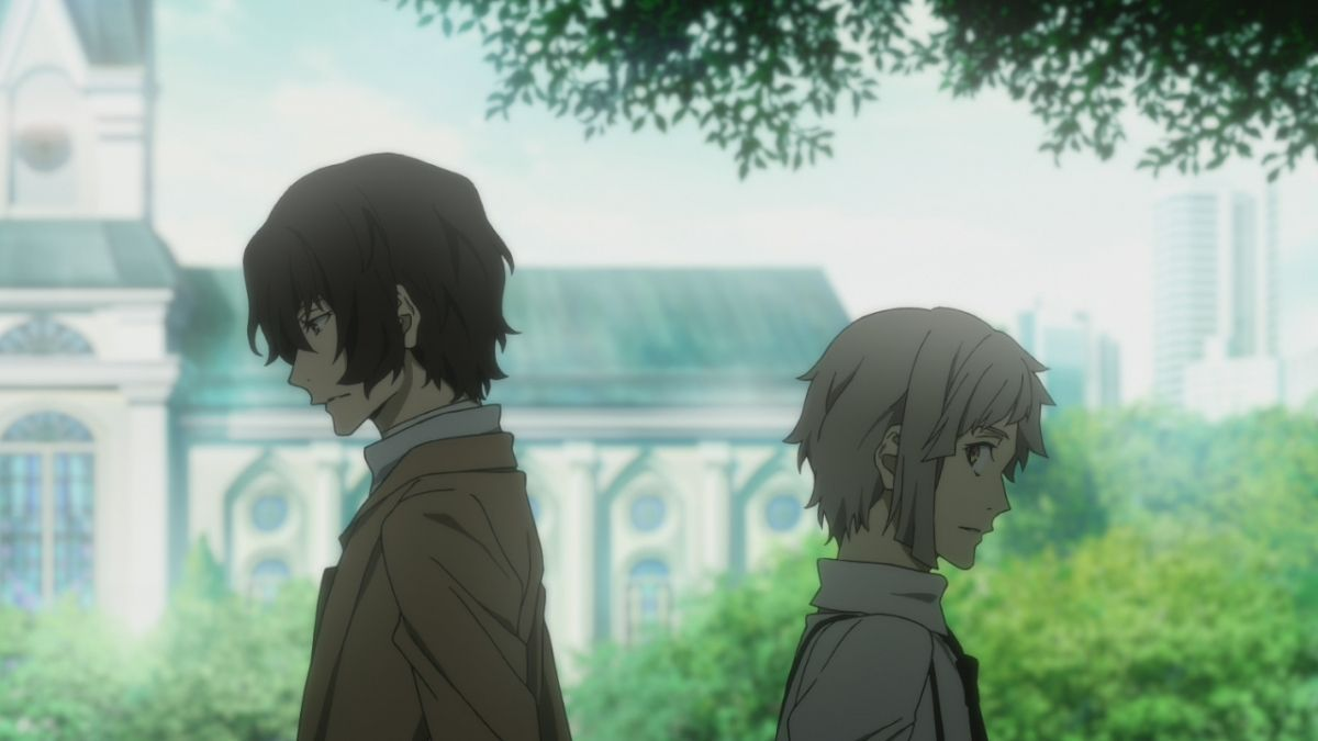 Watch Bungou Stray Dogs: Dead Apple Full-Movie Streaming
