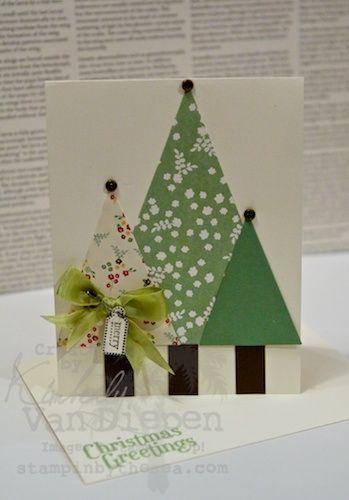 FREE Digital Download   StampinByTheSea.| Christmas card