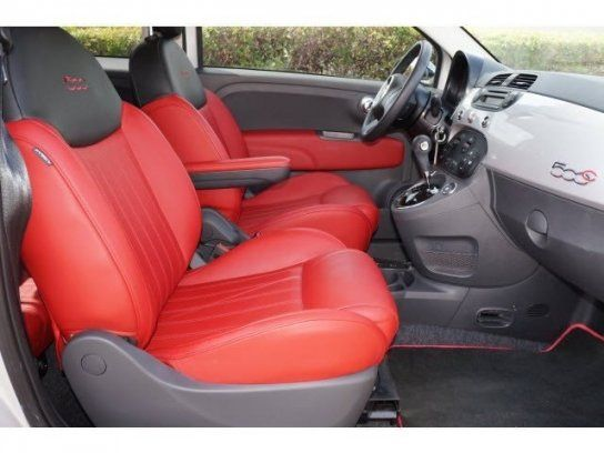 Cars for Sale: 2012 FIAT 500 Lounge Cabrio in Round Rock, TX 78681: Convertible Details - 376972828 - AutoTrader.com