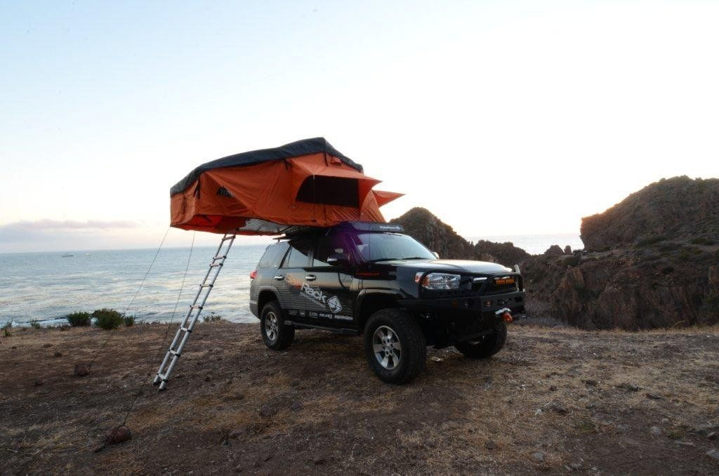 Autana XL Ruggedized SKY with Annex Room Roof top tent