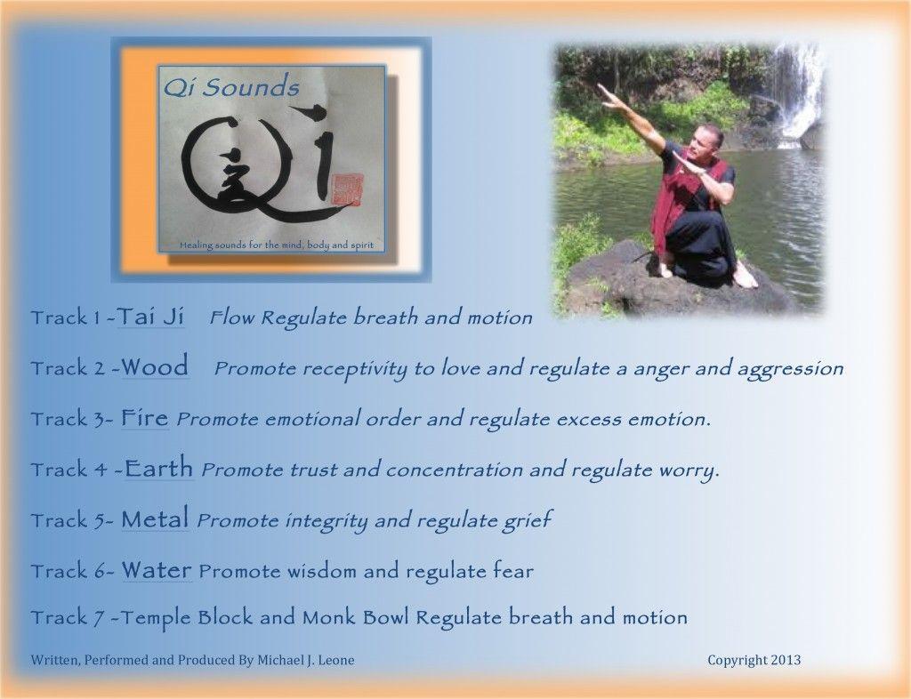 Qi Fit - Qi Gong Healing Sounds - 3