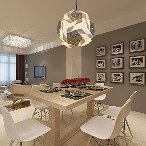 65 98 not diy indoor pendant lights white pvc ceiling light home improvement modern dcor hanging light fixture pendant lamp for hotel cafe bar living