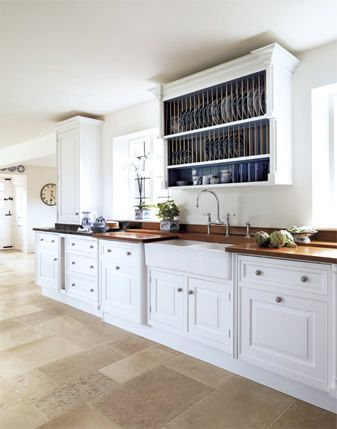 Smallbone® large plate rack from their Pilaster collection, made ...