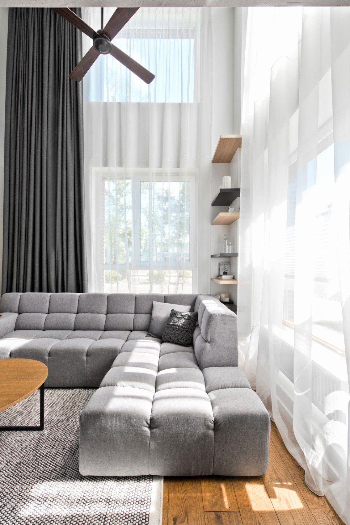 Scandinavian Interior Design Small Apartment Fresh Scandinavian Interior Design In A Bea In 2020 Living Room Design Modern Apartment Interior Apartment Interior Design