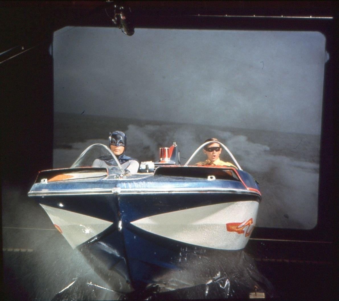 Batman - Batboat