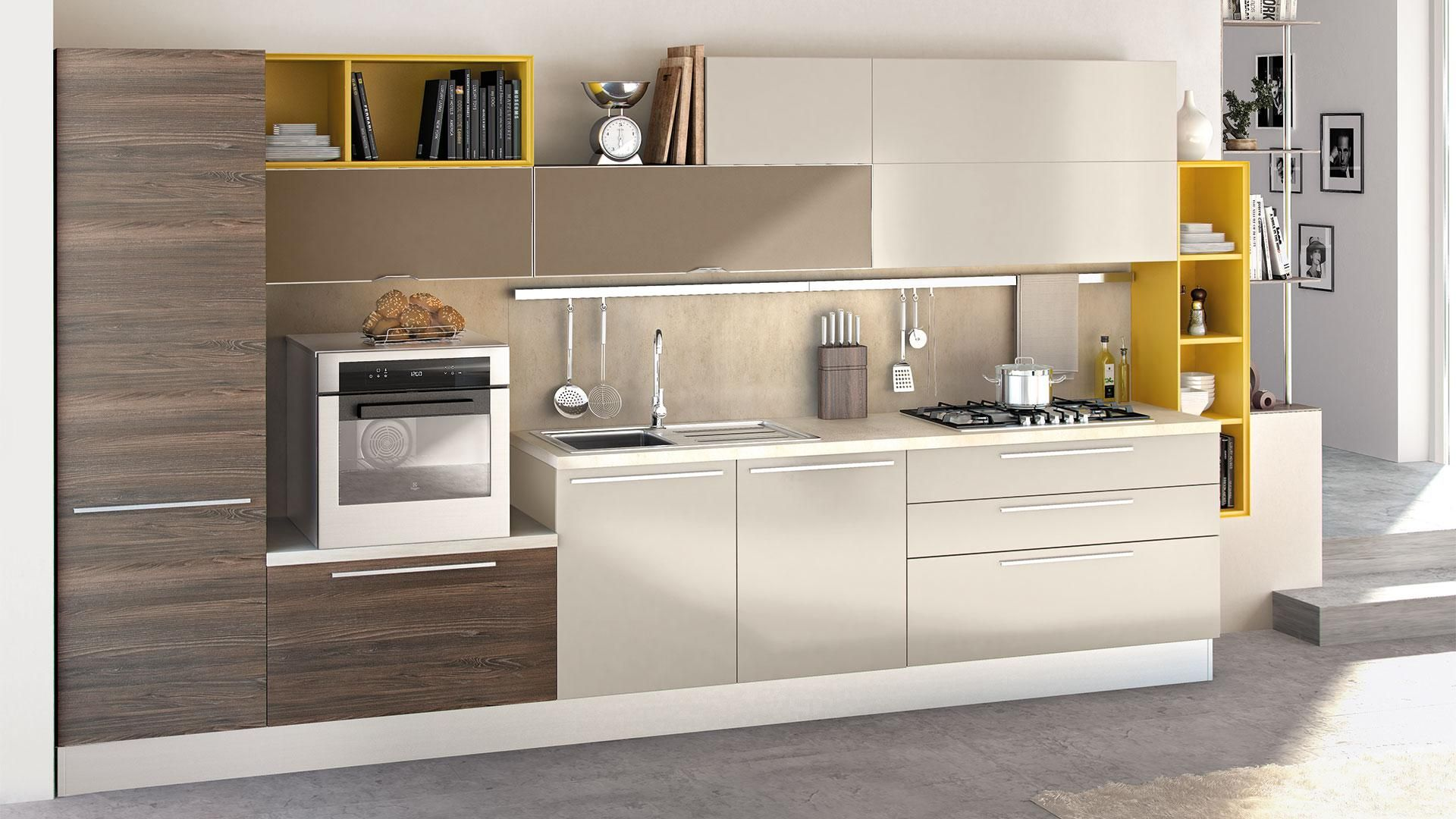 198898-noemi (With images) | Kitchen cabinet design, Kitchen ...
