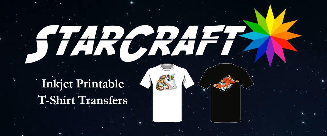 photograph regarding Starcraft Inkjet Printable Transfers named HTV - Vinyl - Siser - Oracal - StarCraft Silhouettes