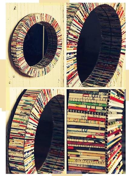per http://upcycleart.com/wp-content/uploads/2011/10/cornice-specchio-riviste.png