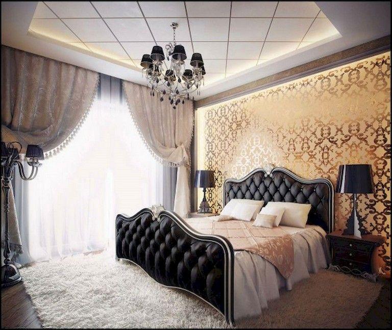 72 Luxury Black And White Bedroom Style Ideas Glamorous Bedroom Decor Luxury Bedroom Inspiration Luxurious Bedrooms Black and white luxury bedroom