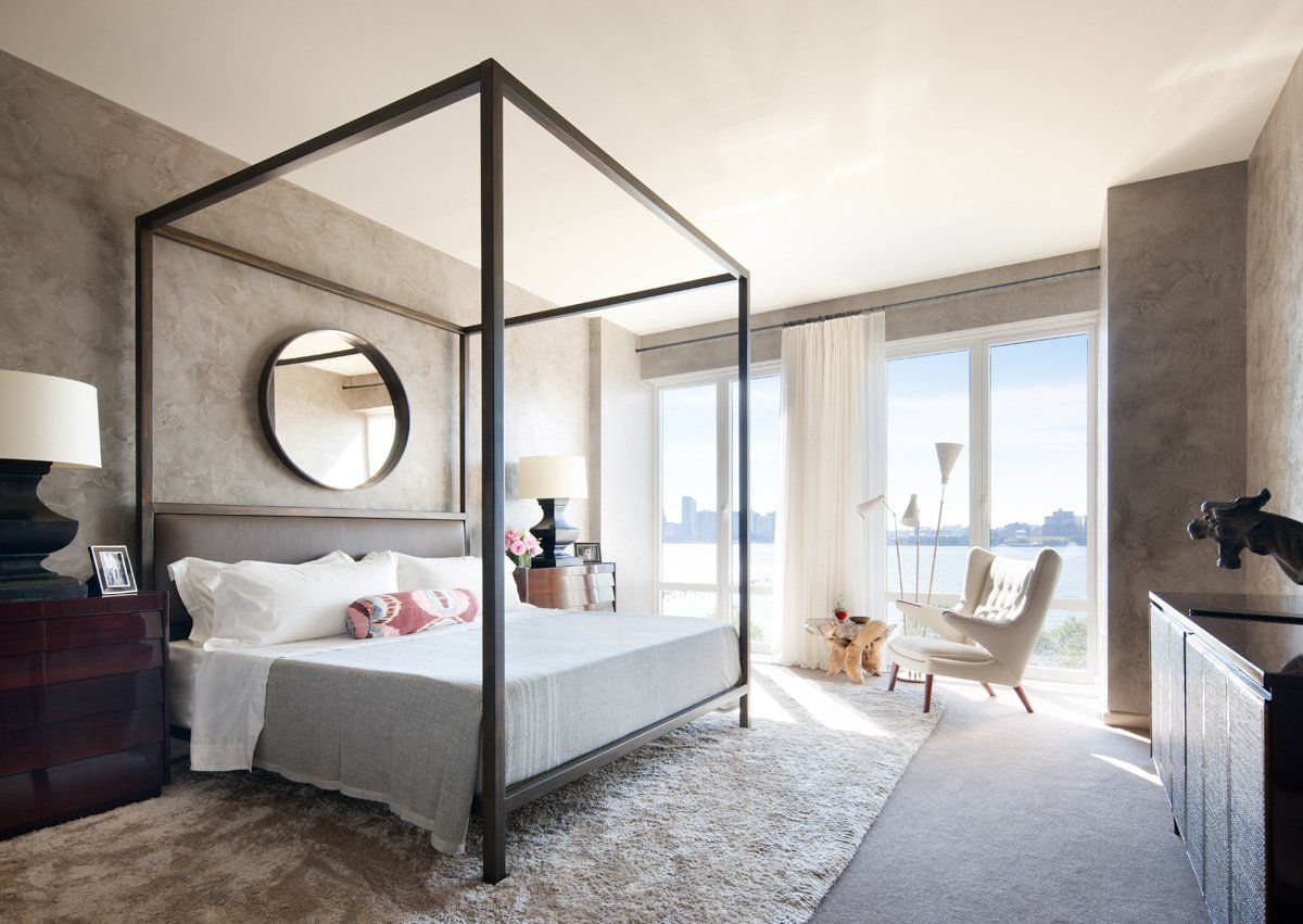 Eclectic Bedroom in New York, NY by Shawn Henderson