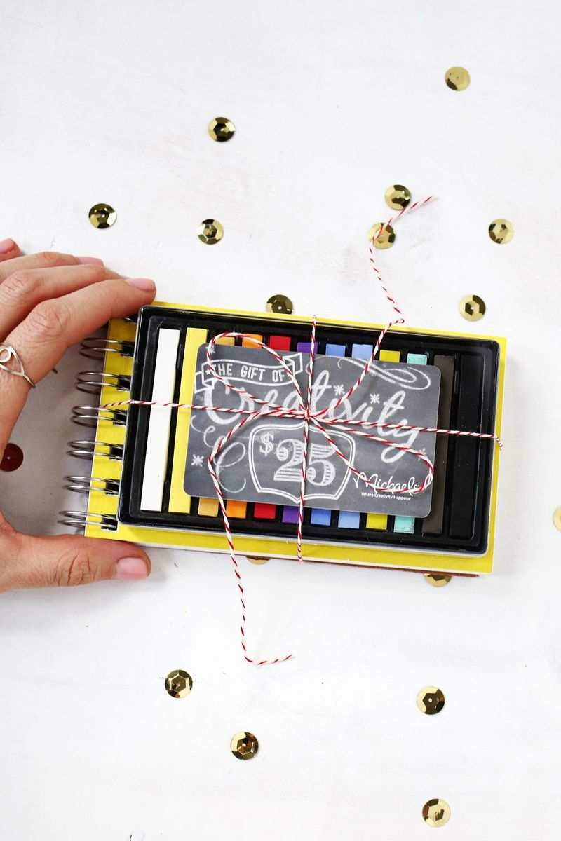 5 Creative Ways to Wrap Gift Cards (A Beautiful Mess) | gift card ...