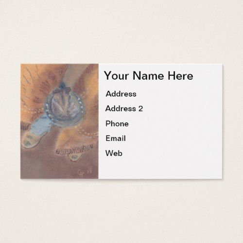 Hoof And Boots Farrier Business Card Business Cards And Business