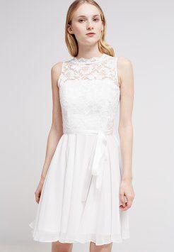 Swing - Cocktailkleid   festliches Kleid - white   standesamt ... 7e9fe86ecd