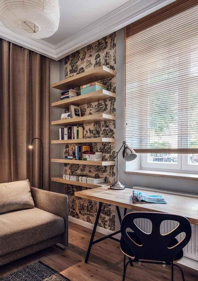 Aménagement bureau à la maison en 52 idées décoratives superbes ...