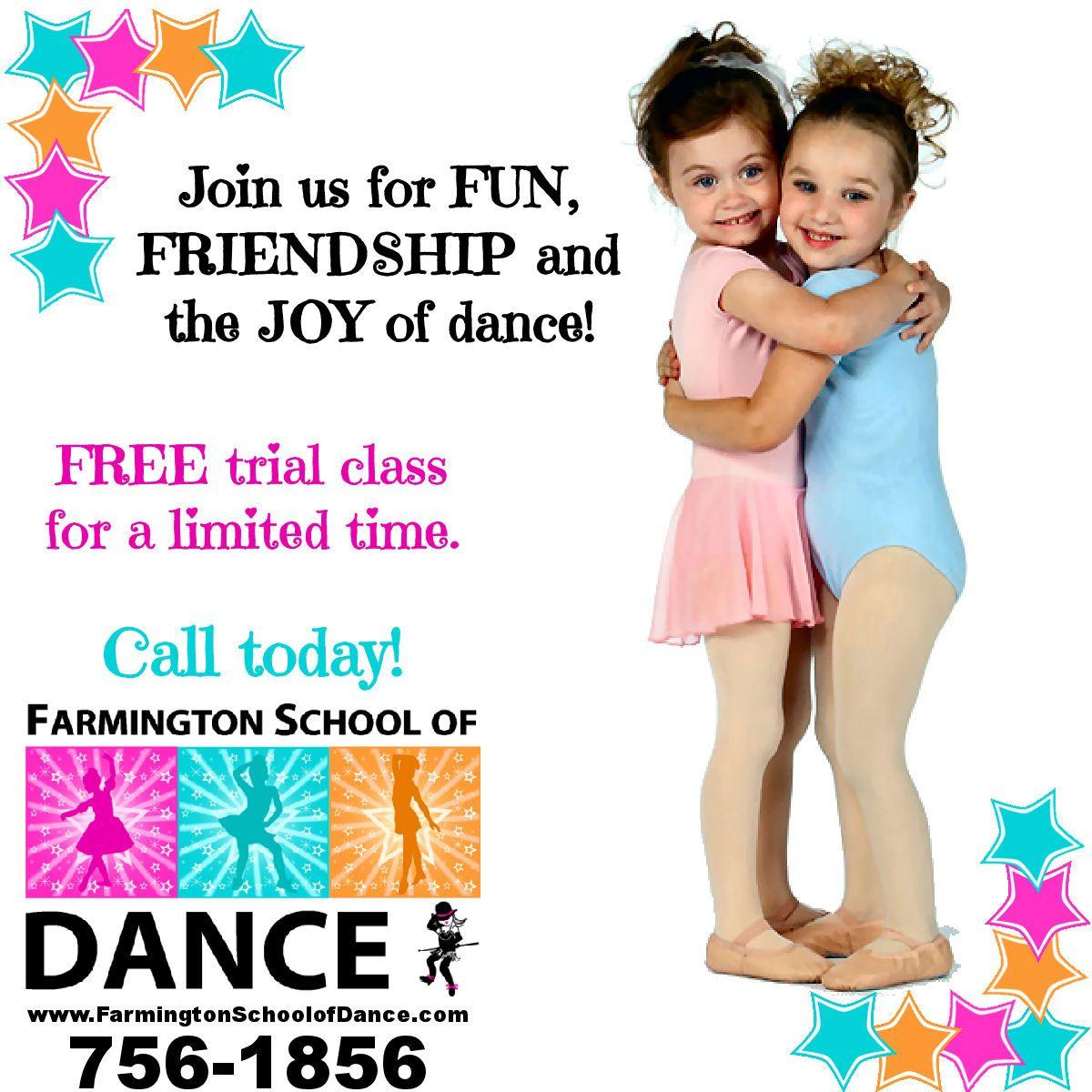 Farmington School Of Dance Dance Lessons Dance Dance Class