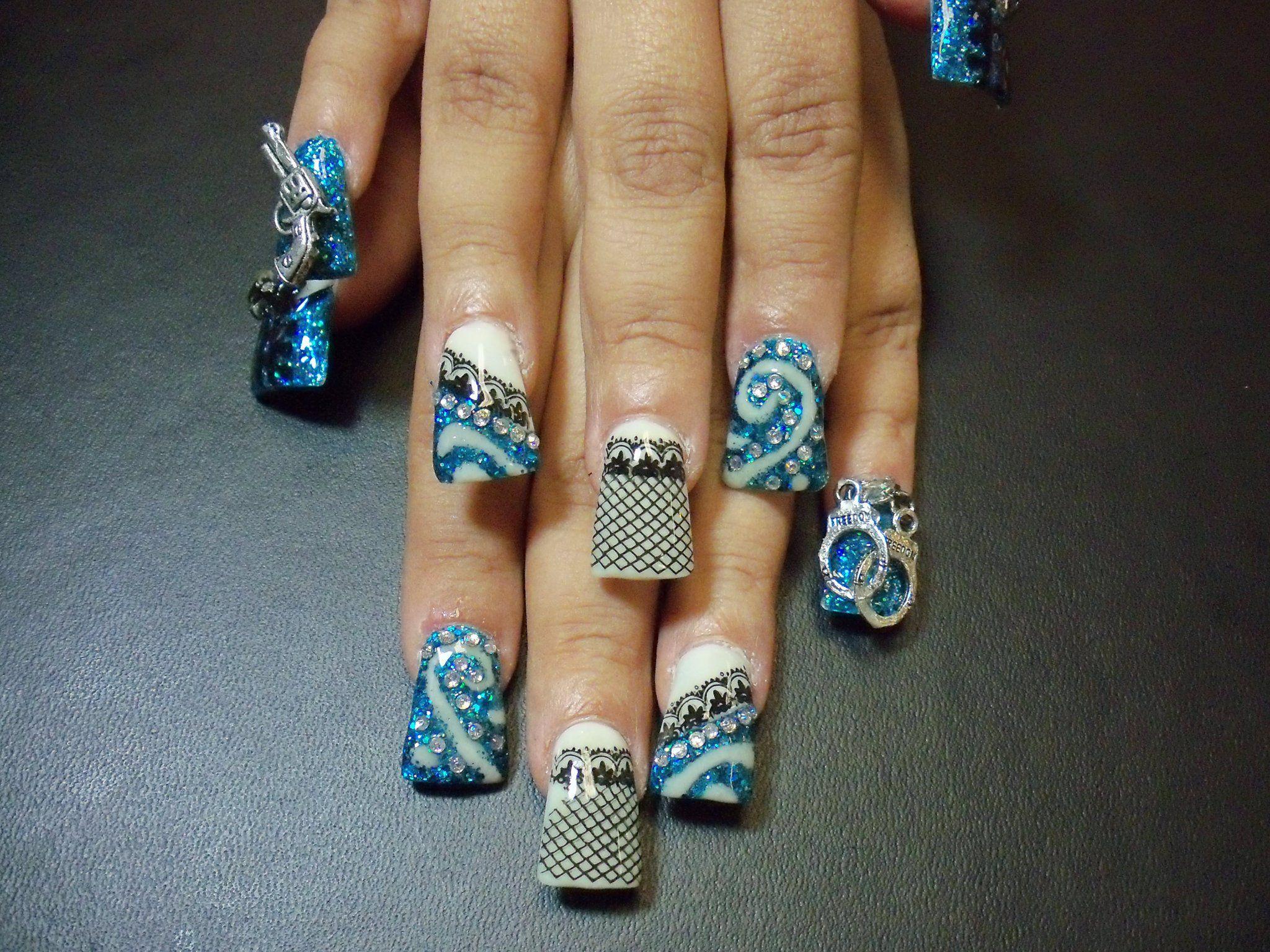 kAoTik Nail Designs by April Davidson, 559-908-1867. Add me on ...