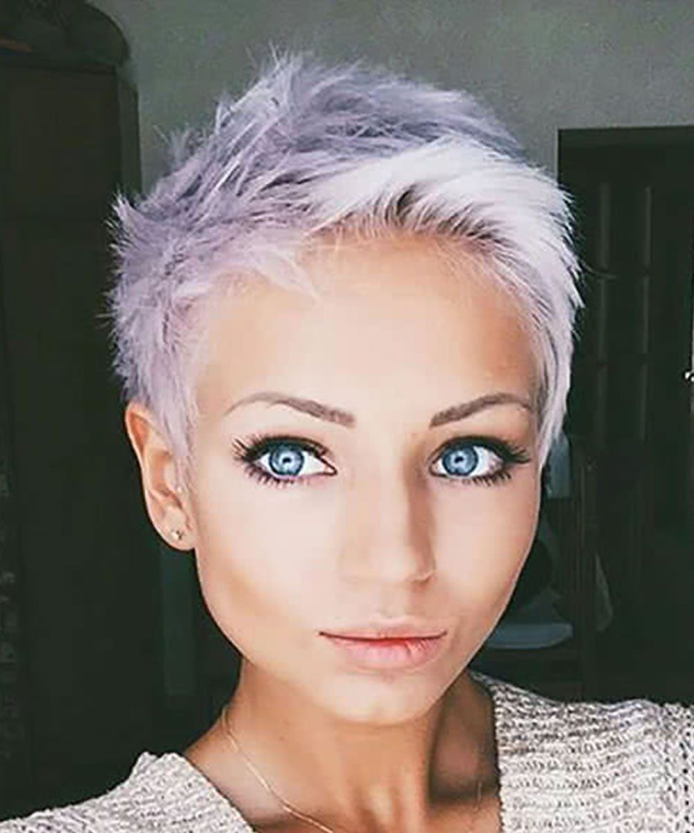 Very Short Hair Ideas & Pixie Cut 2018 - Styles Art ...