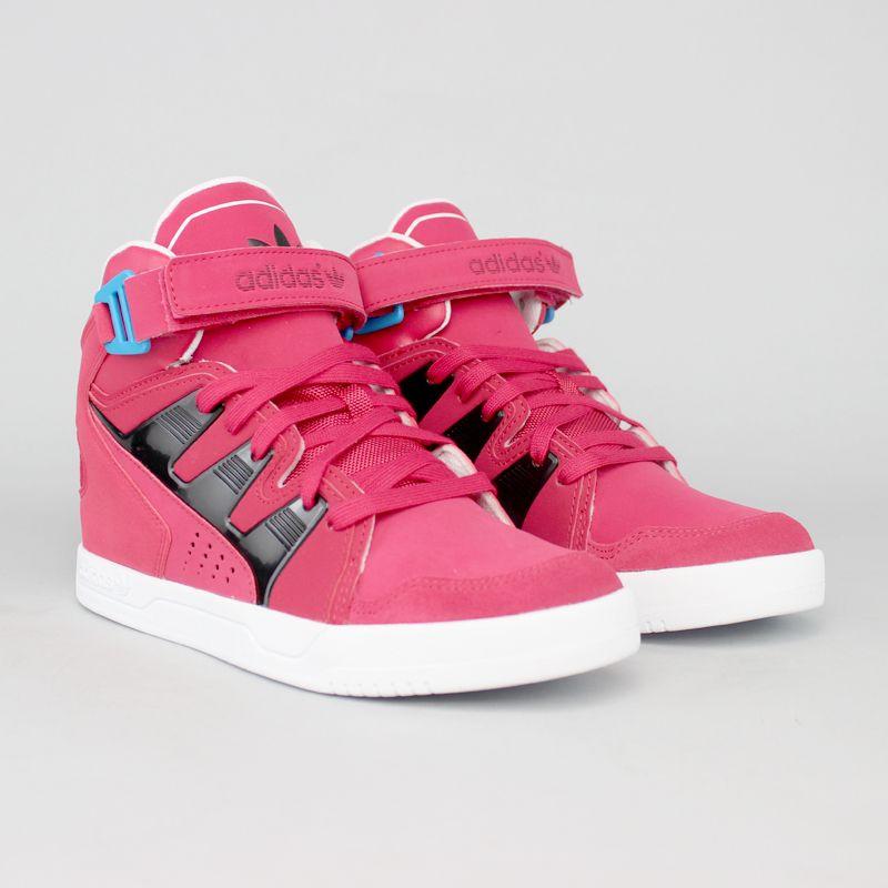 08/12/2014  Tênis Adidas Originals MC-X 1 Redbea/Black