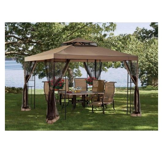Get Latest Fred Meyer Kroger 10 X10 Hh Gazebo Replacement Mosquito Netting Gazebo Replacement Canopy Canopy Cover