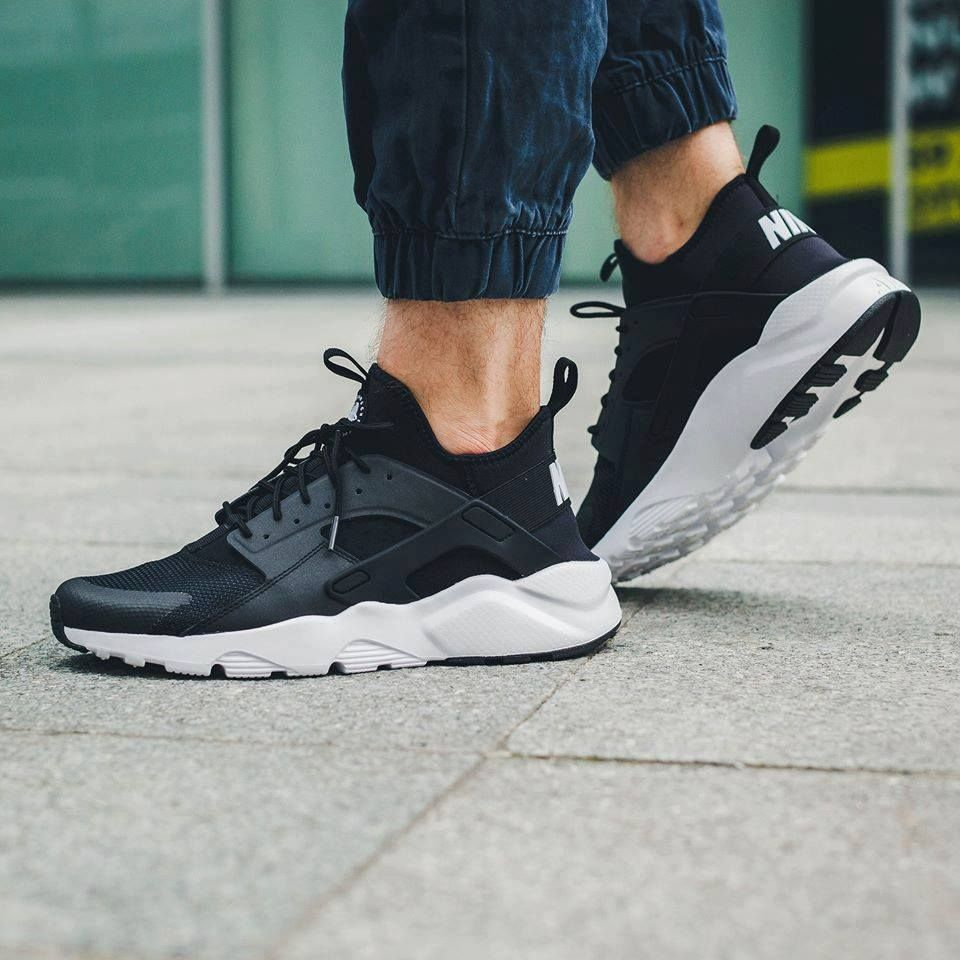 906706163da8 Nike Air Huarache Run Ultra Black   White  sneakernews  Sneakers   StreetStyle  Kicks