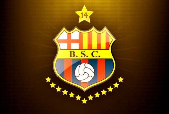Medio internacional hace reto visual con escudo de Barcelona