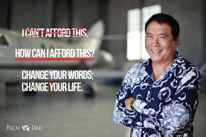 rich dad poor dad quotes - Google Search | Dream/Vision Year 1 ...