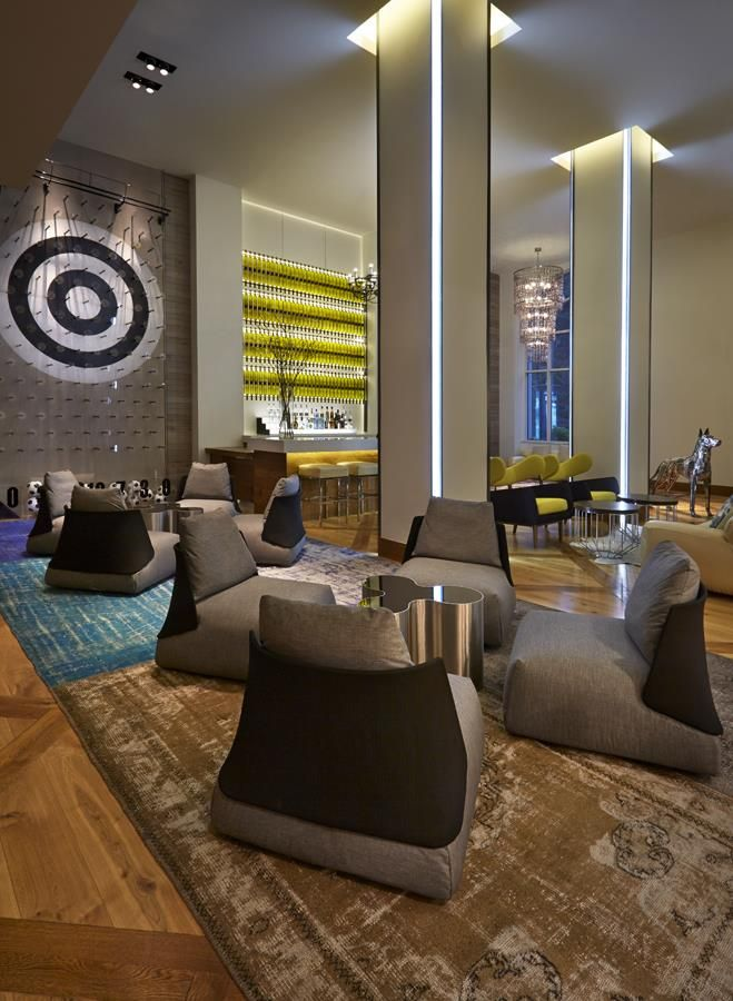 commercial interiors hotel zetta in san francisco home atelier turner the design blog - Commercial Interior Design Blog