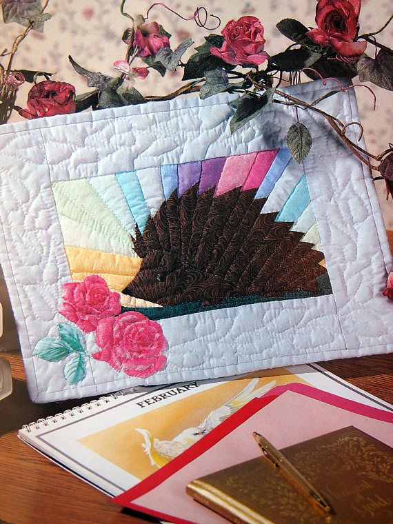 Happy Holiday Quilting Hardcover Quilting Pattern Book