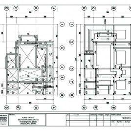 desain rumah type 54-60_struktur   desain rumah, rumah, desain