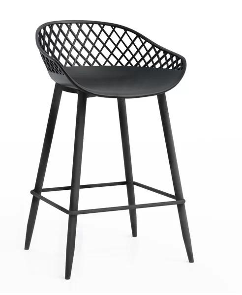Bungalow Rose Brower 26 Bar Stool Wayfair Bar Stools Patio Bar Stools Outdoor Patio Chairs