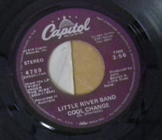 """little river band """"cool change"""""""