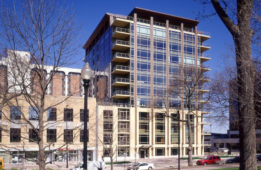 100 Wisconsin Avenue, Madison Wisconsin, Building, Madison