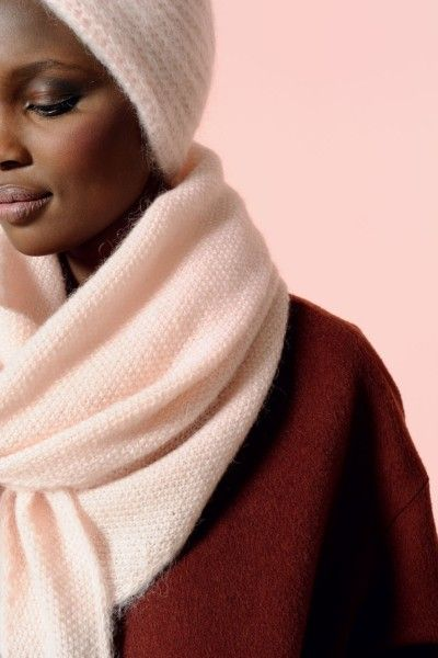 Des Petits Hauts   Softest Knitwear Scarf and Beanie