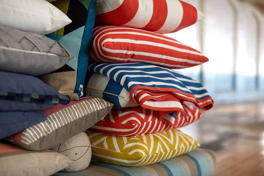 Hm Design Throw Cushions Sunbrella Pillows