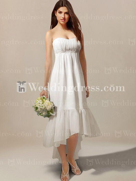 78 Best images about wedding dresses on Pinterest  Summer wedding ...