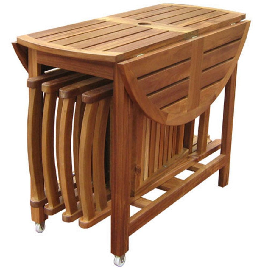with table in chairs half piece picnic and folding p fold lifetime tables benches almond chair