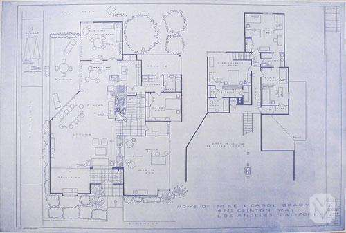 Brady bunch house floor plan 1542114 jpeg 500x