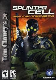 Tom Clancy S Splinter Cell Pandora Tomorrow Ps2 Splinter Cell