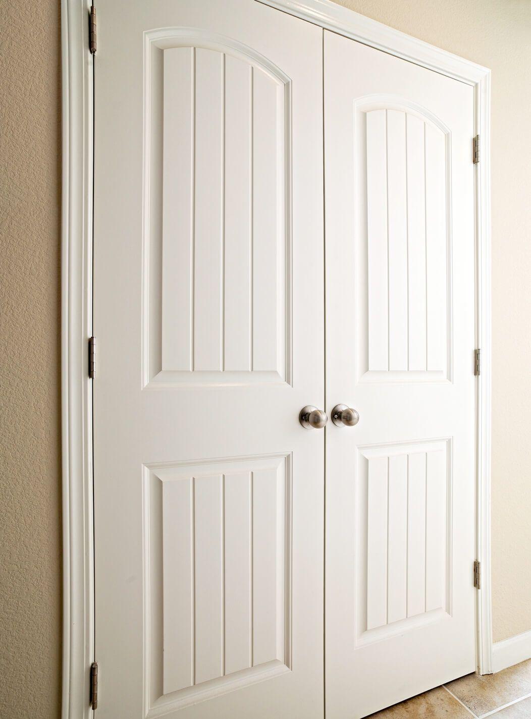10 Closet Door Ideas For Your Precious Home White Interior Doors Double Doors Interior Doors Interior
