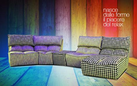 divano hip-hop - # caliaitalia | rappresentanza arredamenti d