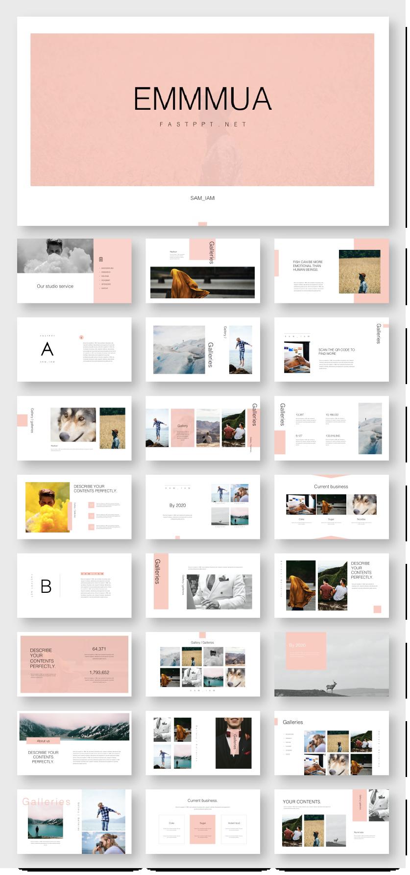 Creative Slides Presentation Template Powerpoint Design Templates Portfolio Design Interior Design Presentation
