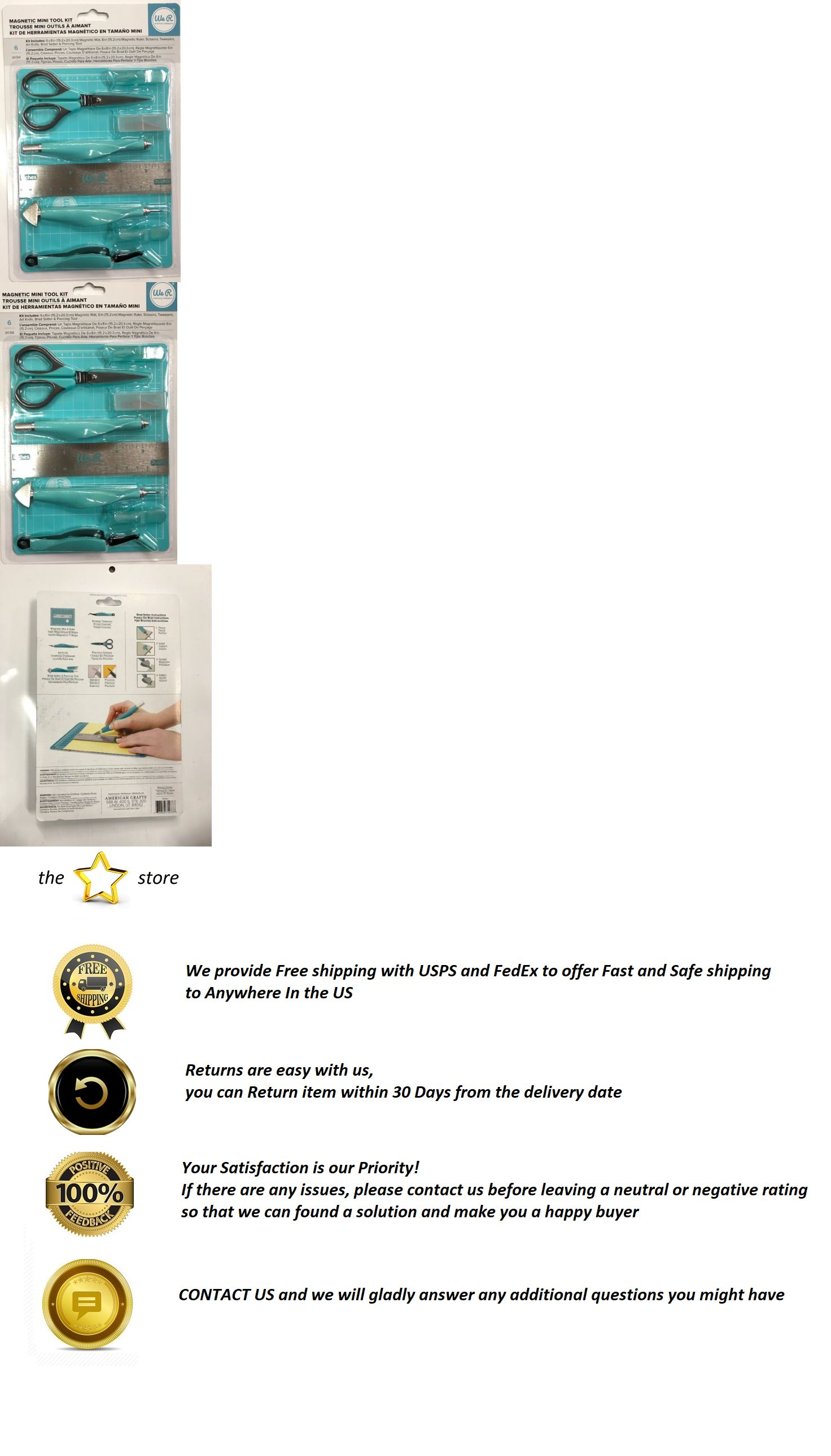 Other Scrapbooking Tools 103484 We R Memory Keepers Mini Tool Kit 2787 Buy It Now Only 15 83 On Ebay O Tool Kit We R Memory Keepers Scrapbooking Tools
