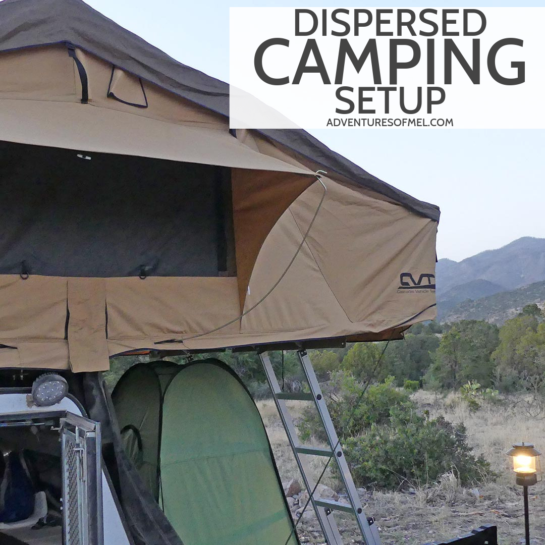 Photo of Ins and Outs of Dispersed Camping and Why We Love It