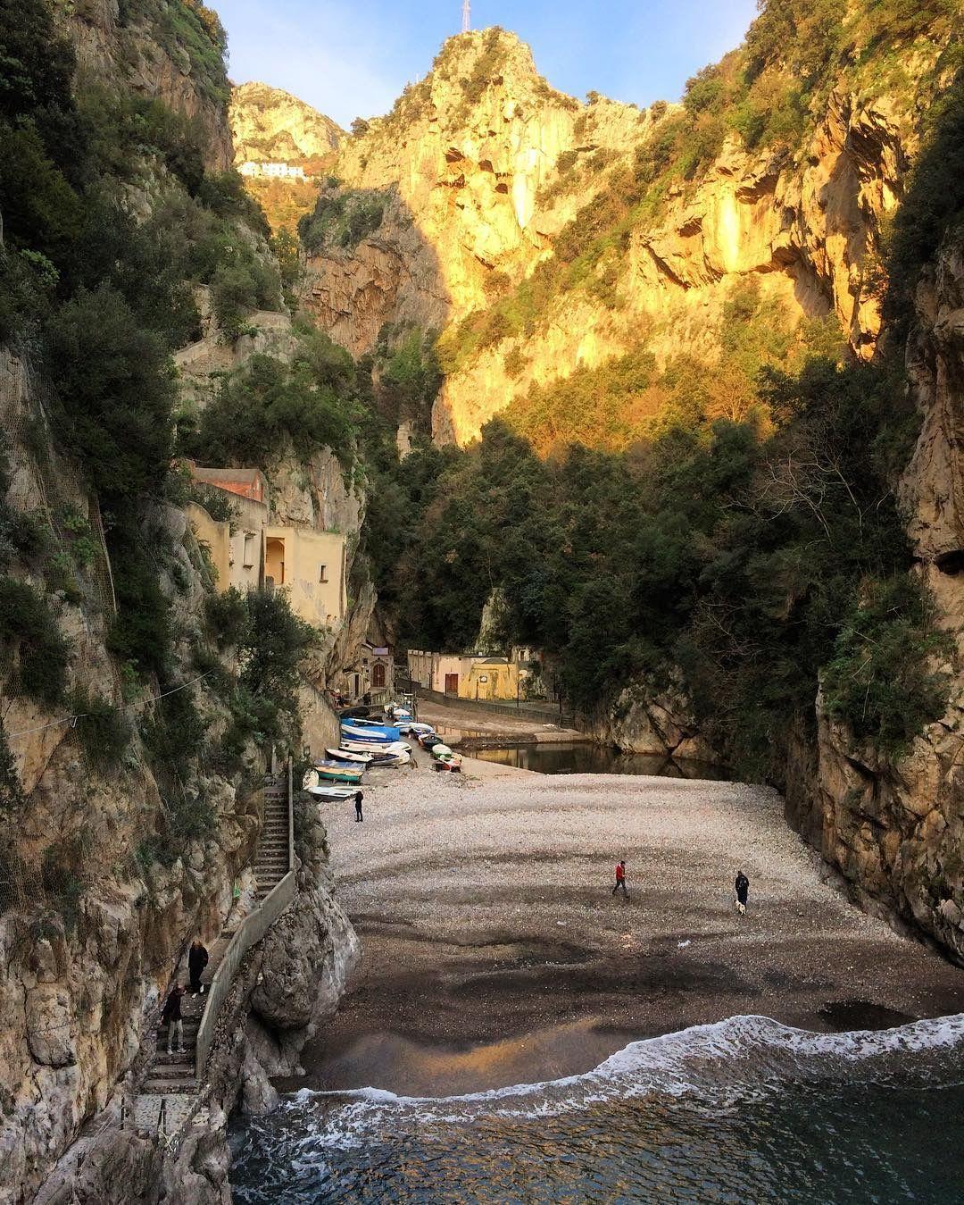 Fiordo di Furore - Salerno