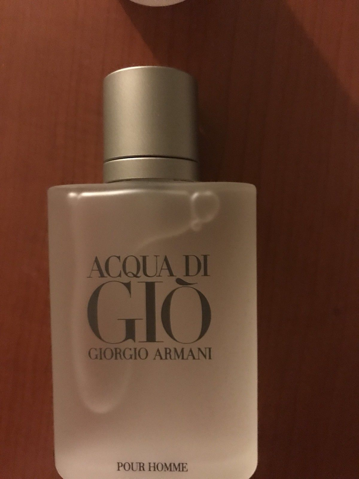 3499 Giorgio Armani Acqua Di Gio 34oz Edt Men Without Box