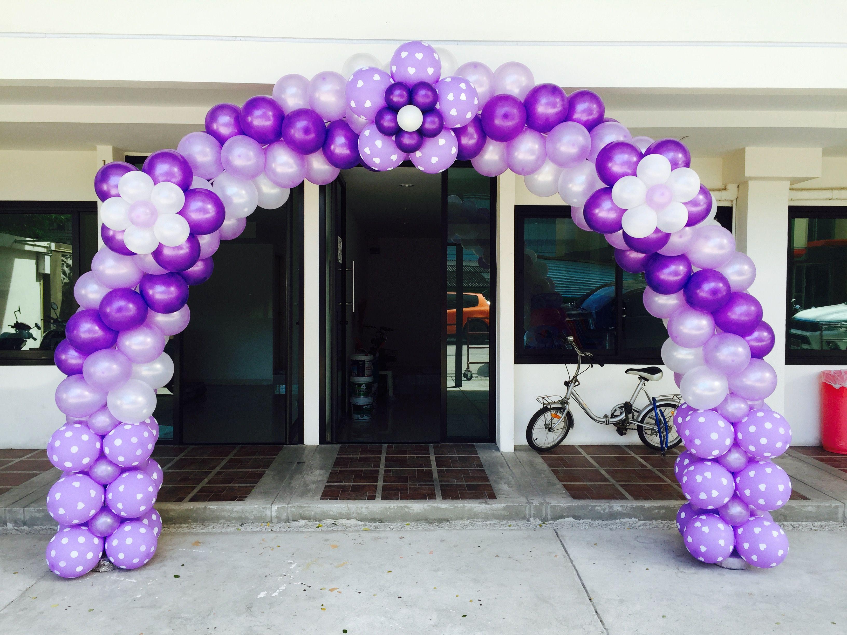 Balloon Ideas Balloon Decorations Ballon Arch Bows