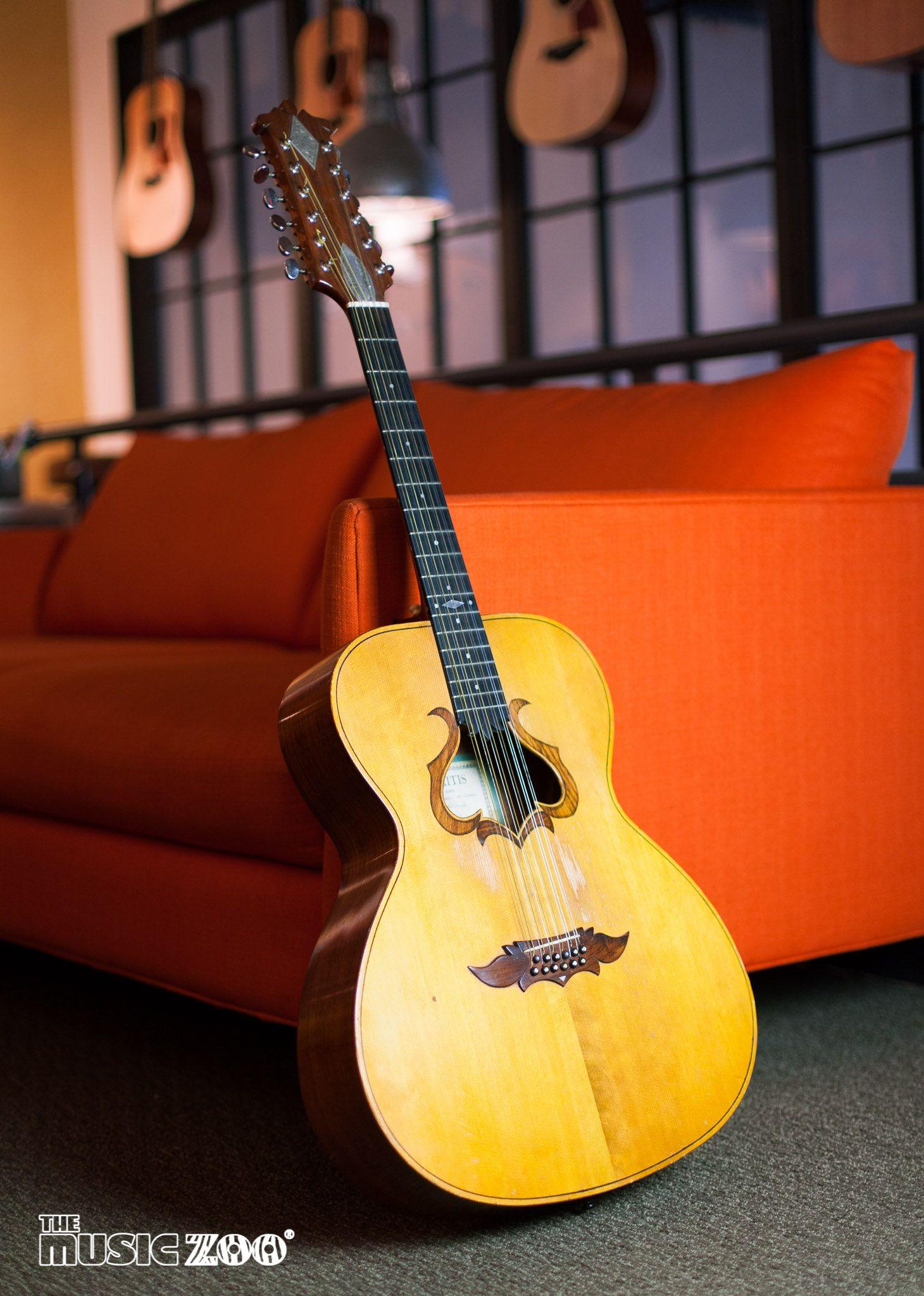 Out Of The Case Vintage Zemaitis Acoustic Guitars Guitar Acoustic Guitar Notes Taylor Guitars Acoustic