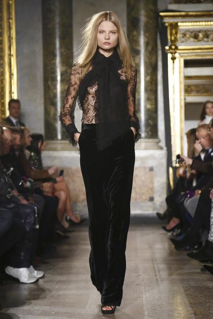 Magdalena -- Emilio Pucci Ready To Wear Fall Winter 2015 Milan