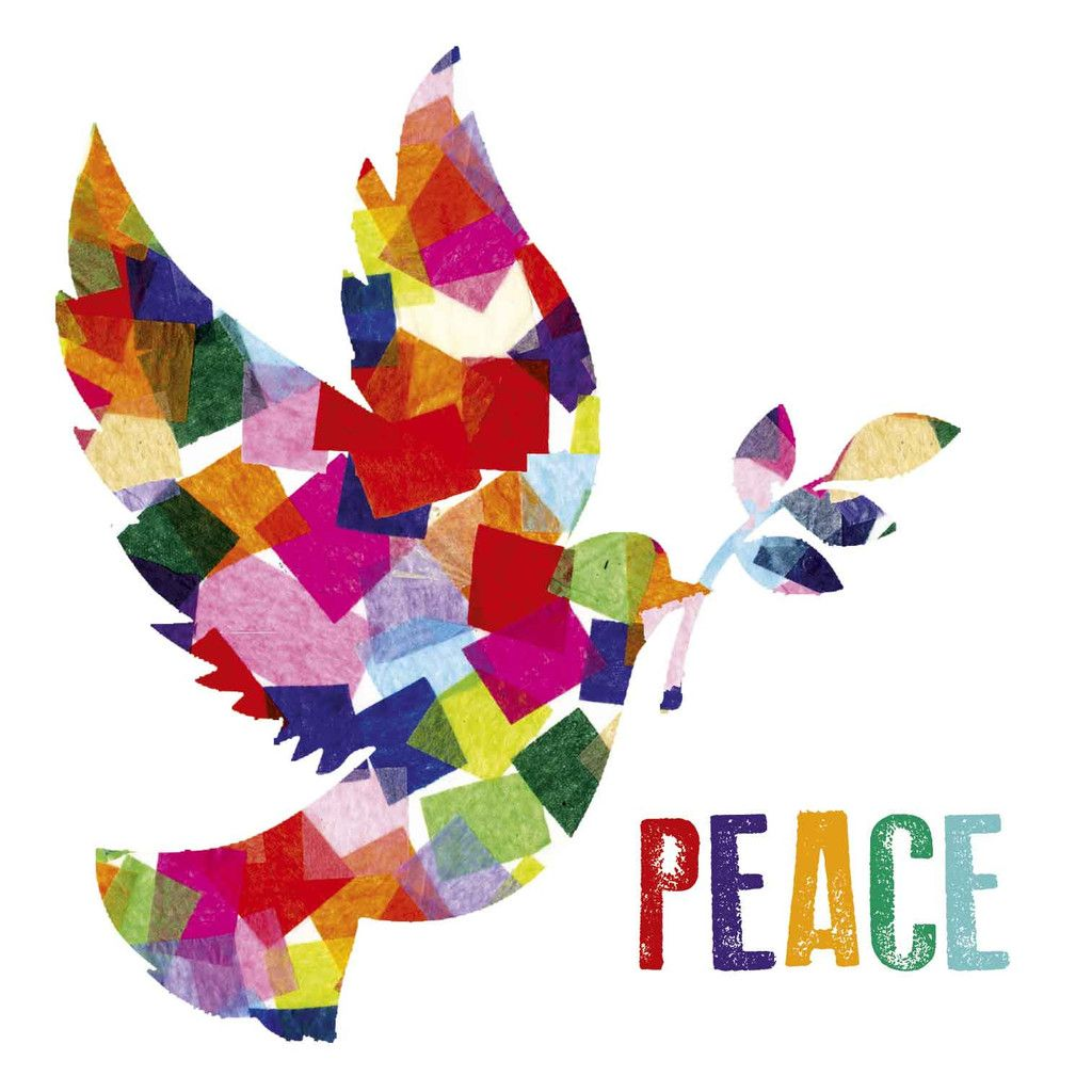 moma peace on earth dove christmas cards - Google Search | Paper ...